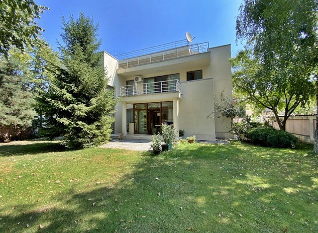Vila cu gradina generoasa, zona Iancu Nicolae - imaginea 1