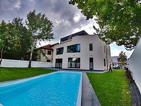 Casa de vânzare sau de închiriat 8 camere, în Bucureşti, zona Iancu Nicolae