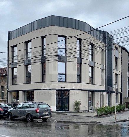 Spatiu birouri zona Mihai Viteazu - imaginea 1