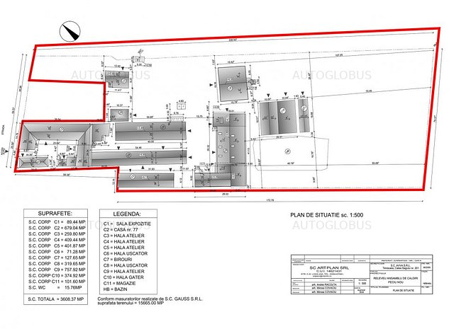 Proprietar, vând teren cu clădiri Peciu Nou, la 16 km de Timisoara - imaginea 1