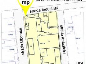 Teren constructii de vânzare, în Constanţa, zona ICIL