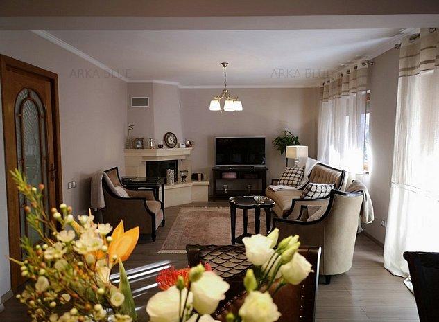 Vila superba in Iancu Nicolae - Jolie Ville, 8 camere, garaj+4 locuri parcare - imaginea 1