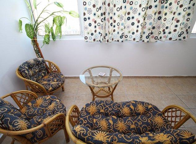 Baba Novac, vizavi de parc, apartament mobilat și utilat complet - imaginea 1