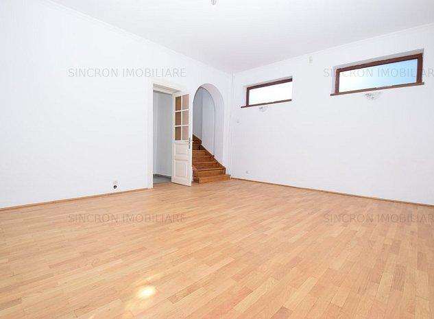 Vânzare casă S+P+1+M, renovată, Mircea Vulcănescu - Cişmigiu - imaginea 1