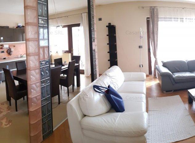 Casa de închiriat 5 camere - imaginea 1