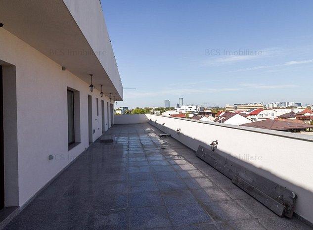 Penthouse Parcul Circului - Barbu Vacarescu - imaginea 1