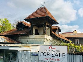 Casa de vânzare 5 camere, în Bucuresti, zona Domenii
