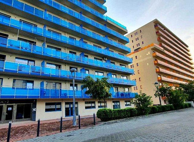 Apartament cu 2 camere, bucatarie separata de inchiriat in Viva City - imaginea 1