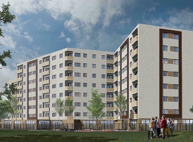 Apartament cu 3 camere, de vanzare, in Marasti - imaginea 1