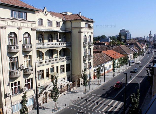 Inchiriere apartament decomandat pe Calea Motilor - imaginea 1