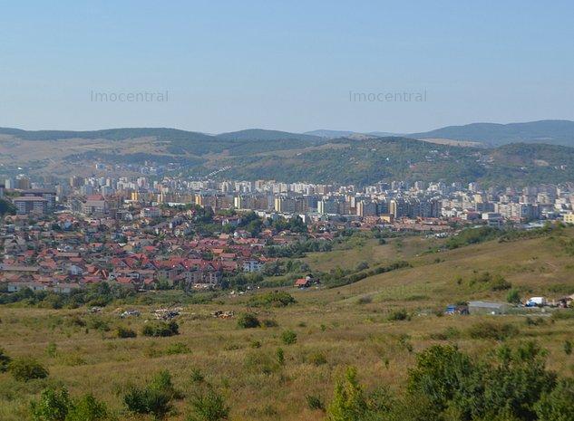 Panorama asupra orasului Cluj Napoca - imaginea 1