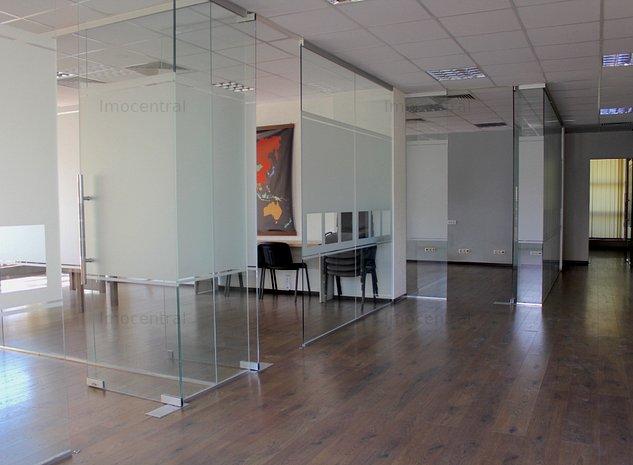 Vanzare spatiu birouri 413mp in Plopilor - imaginea 1