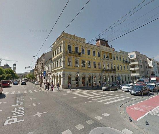 Inchiriere birou 123mp in Piata Avram Iancu - imaginea 1