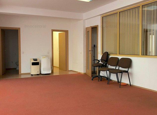 Inchiriere etaj intreg de birouri ultracentral 128mp - imaginea 1
