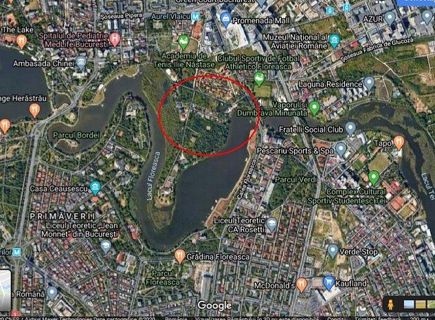 Vanzari Terenuri Zona Floreasca - imaginea 1
