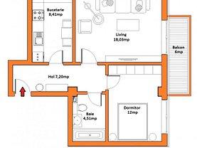 Apartament de vânzare 2 camere, în Constanţa, zona Palazu Mare