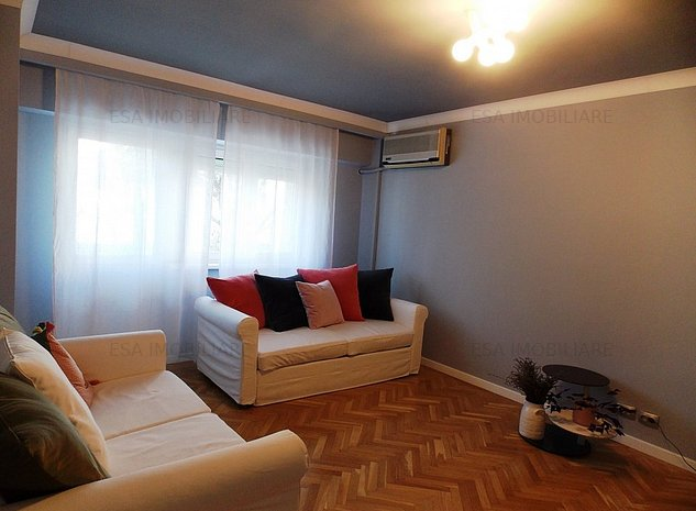 Apartament 3 camere LUX Dorobanti-Beller - imaginea 1