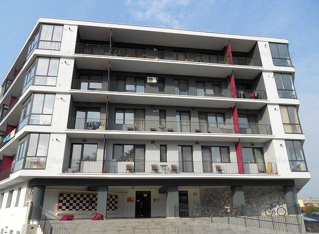 Apartament cu  3 camere, zona Kaufland Marasti - imaginea 1