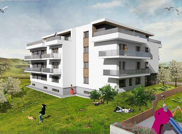 Apartamente cu 2,3,4 camere, CF, zona Borhanci - imaginea 1