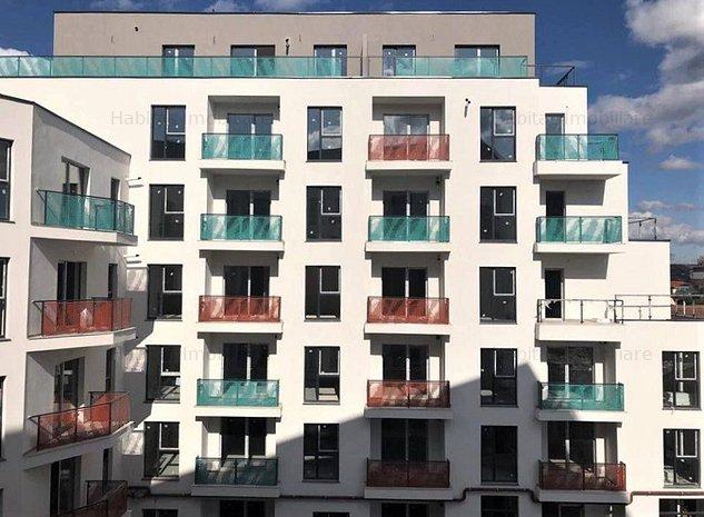Apartamente cu 1,2, 3 si 4 camere in Marasti, imobil finalizat - imaginea 1