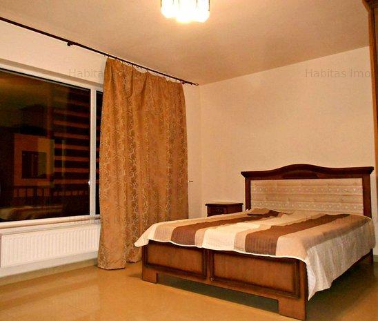 Apartament 2 camere, mobilat, utilat, parcare, decomandat, str.Mozart - imaginea 1