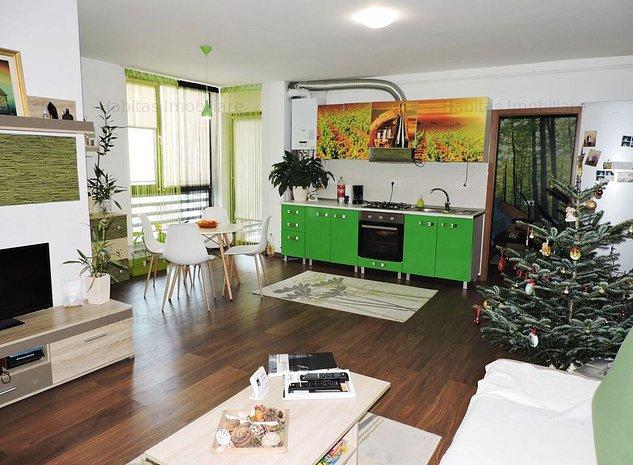 Apartament in bloc nou, ultrafinisat, zona strazii Dunarii - imaginea 1