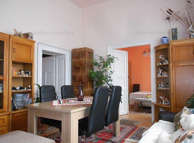 Apartament exclusivist, cladire deosebita, zona Parcul Central - imaginea 1