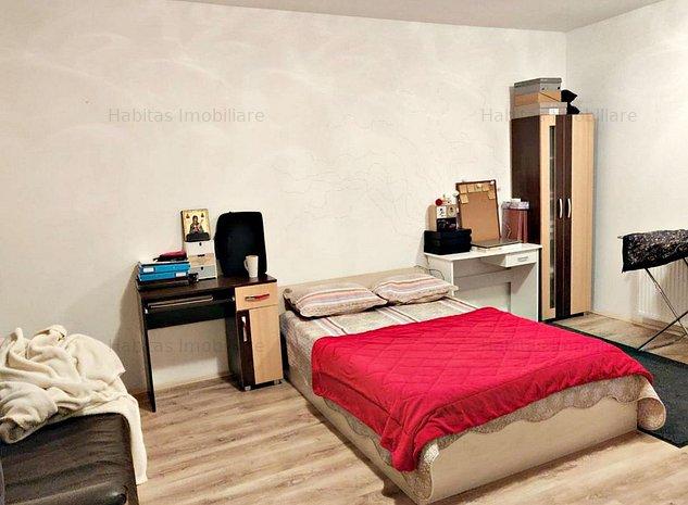 Apartament cu 1 camera, decomandat, etaj 1, bloc nou, Sopor - imaginea 1