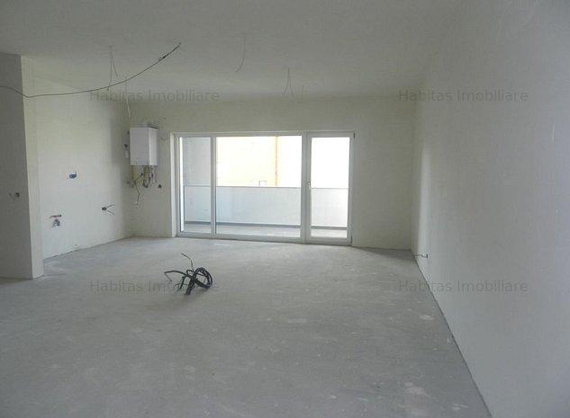 2 si 4 camere, Buna Ziua, terasa panoramica, bloc nou Carte Funciara - imaginea 1