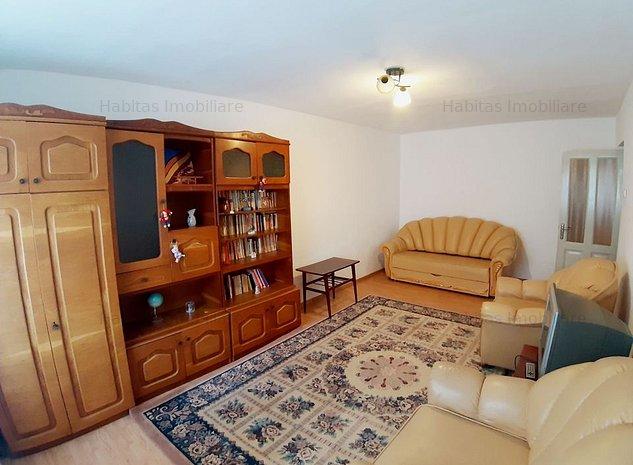 Apartament cu 2 camere de vanzare, Dambul Rotund, 1,101.56 EUR / mp - imaginea 1