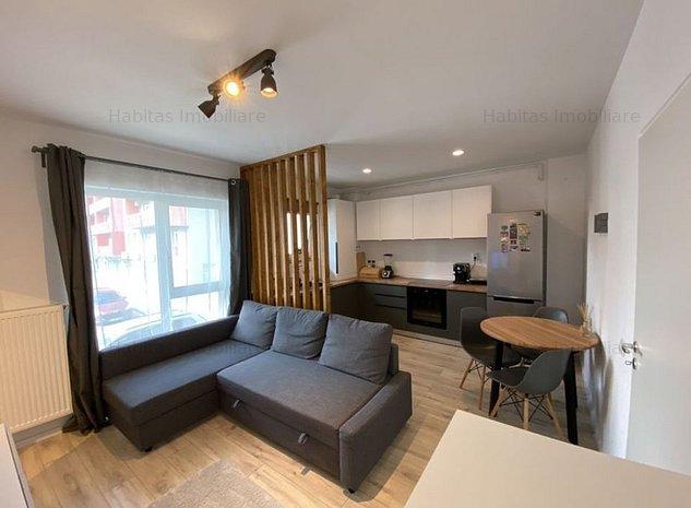Apartament 2 camere ultrafinisat, bloc nou, garaj subteran, in Zorilor - imaginea 1
