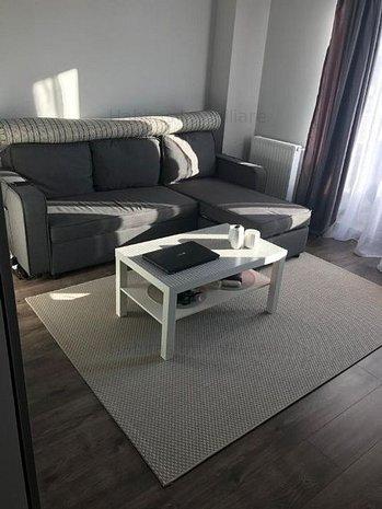 Apartament cu 1 camera, 39mp, finisat modern, mobilat, zona Europa - imaginea 1