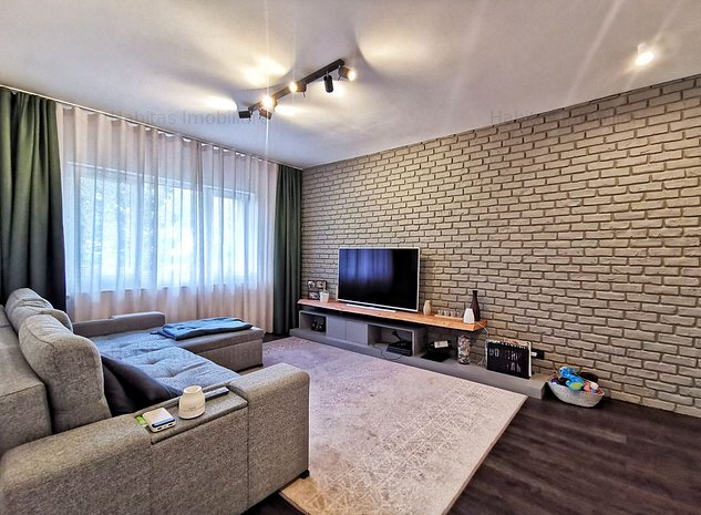 Apartament cu 2 camere, decomandat, ultrafinisat, Calea Manastur - imaginea 1