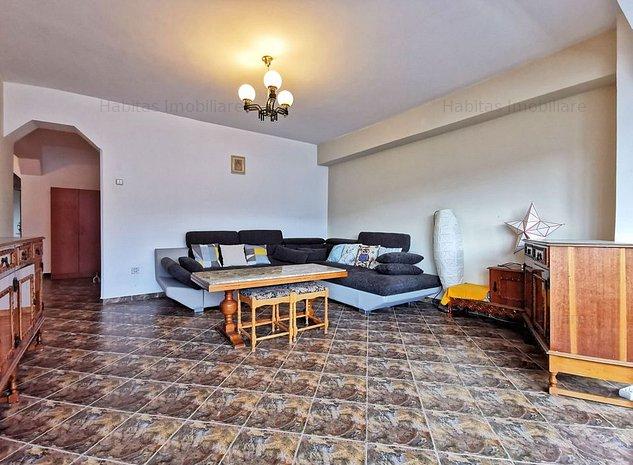 Apartament 4 camere 90mp, decomandat, panorama deosebita, Manastur - imaginea 1
