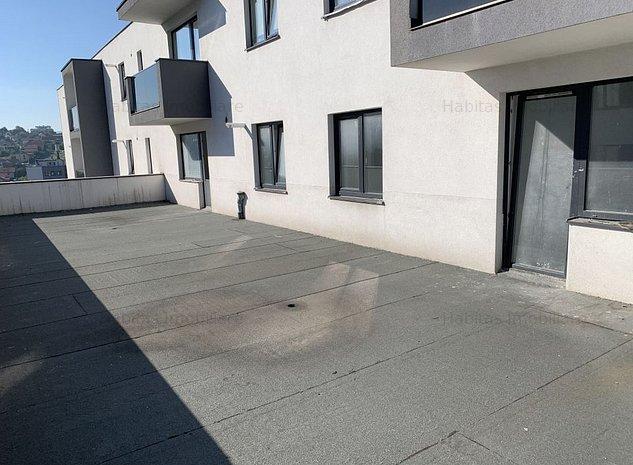 4 camere, complet decomandat, terasa panoramica - imaginea 1