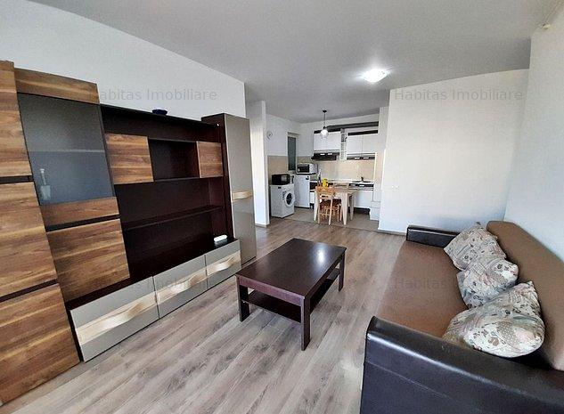 Apartament cu 2 camere, loc parcare subteran, bloc nou, Buna Ziua - imaginea 1