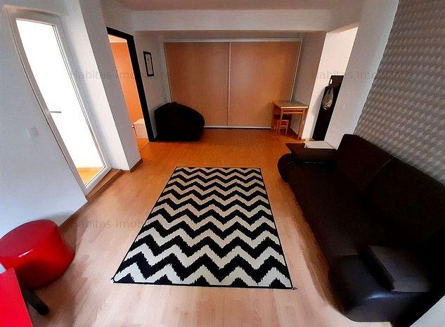 Apartament cu 2 camere, parter inalt pe Str. Horea, zona centrala - imaginea 1