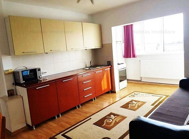 Apartament cu 2 camere decomandat in Zorilor - imaginea 1