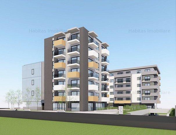 Apartamente cu 2 si 3 camere, imobil nou, cartierul Europa - imaginea 1