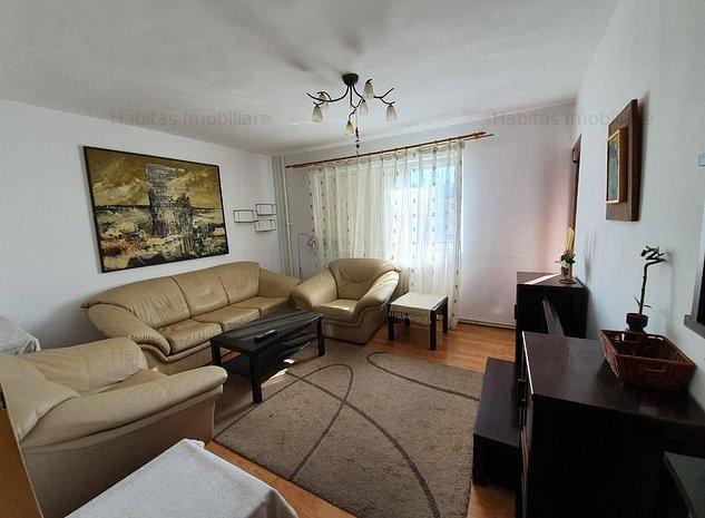 Apartament cu 4 camere in Manastur, zona BIG - imaginea 1