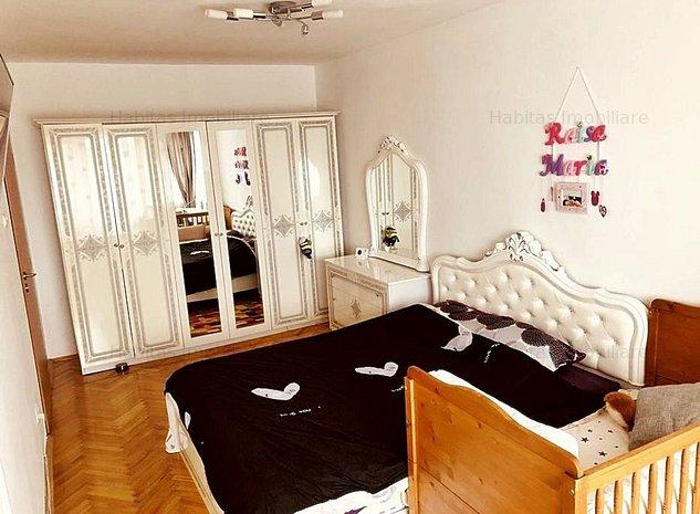Apartament Nicolae Titulescu 77 mp, 3 camere - imaginea 1
