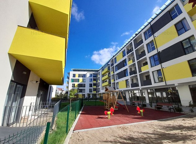 Apartament semifinisat, 2 camere, bloc nou, loc parcare, Anton Pann - imaginea 1