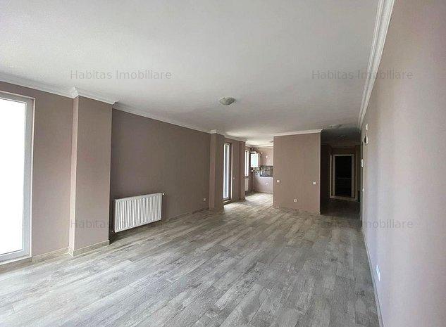 Apartament de 2 camere, confort sporit, terasa, parcare, central - imaginea 1