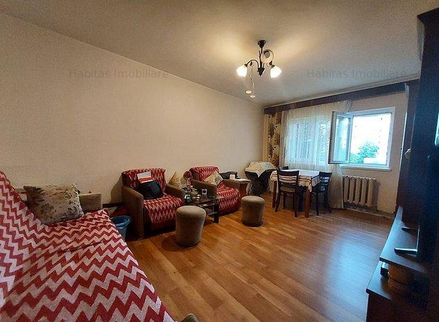 Apartament 4 camere, decomandat, etaj 3 , str. Ion Mester ,Manastur - imaginea 1