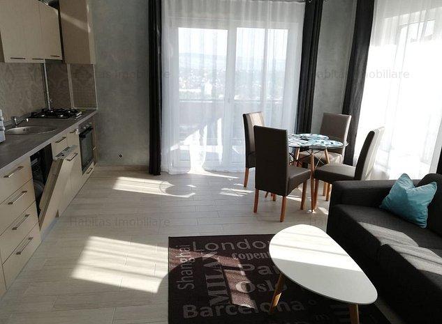 Vila noua in zona Semicentrala cu panorama - imaginea 1