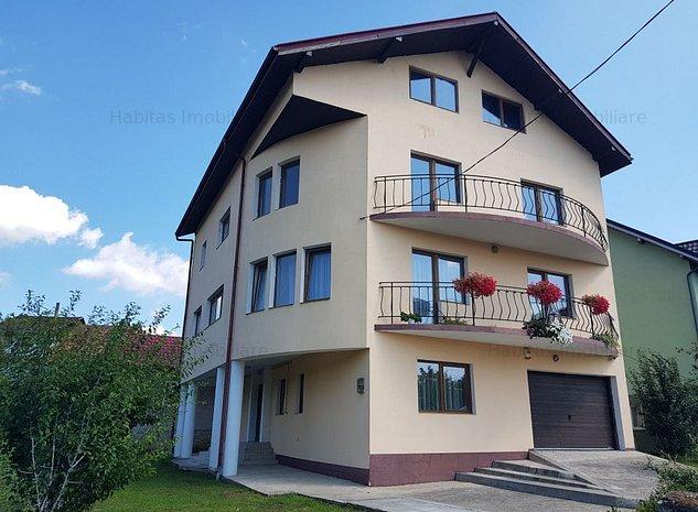 Casa individuala, teren 630 mp, in Dambul Rotund - imaginea 1