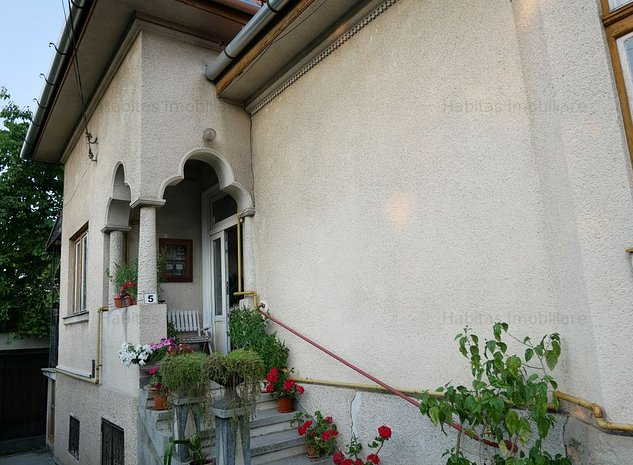 Casa individuala, Andrei Muresanu, 866 mp teren, cu garaj - imaginea 1