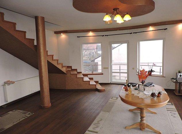 Casa individuala D+P+M cu panorama in Dambul Rotund - imaginea 1