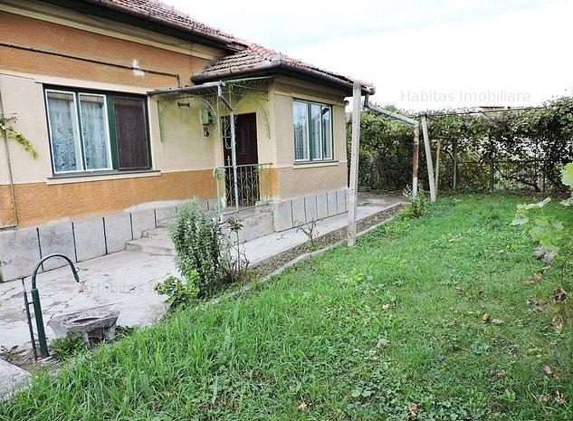Casa individuala cu 1000 mp teren, front 22m, in Dambul Rotund - imaginea 1