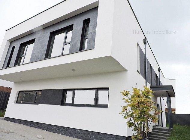 Casa P+E, finisata modern, cartier Europa - imaginea 1